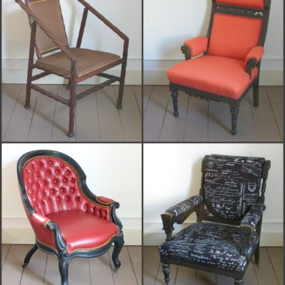 The Charm of Victorian Chairs