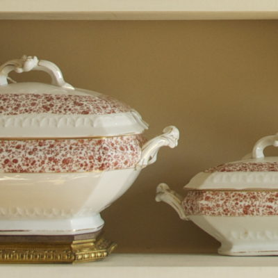 THE SHAPE OF THINGS: OUR THING FOR TUREENS