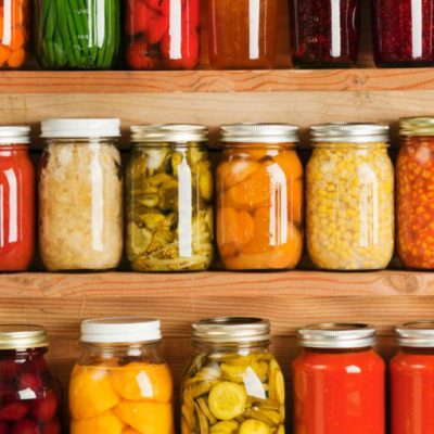THE SHAPE OF THINGS: MAD ABOUT MASON JARS